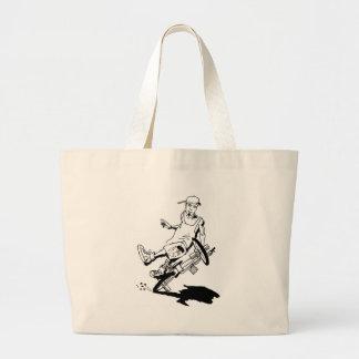Flatlander Jumbo Tote Bag