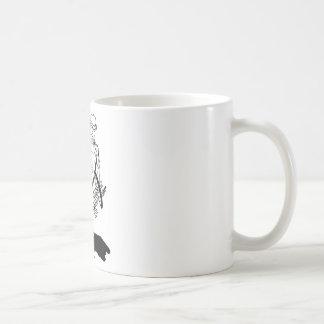 Flatlander Basic White Mug