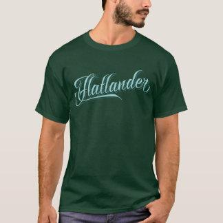 Flatlander Tee Shirt, Midwest, Illinois, Michigan