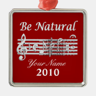 Flautists Know How to Be Natural Ornament