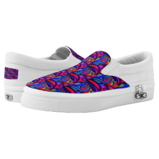 Flavor Slip-On Sneakers