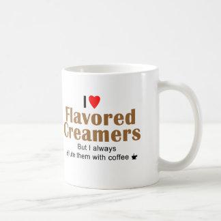 Flavored Creamer Mug