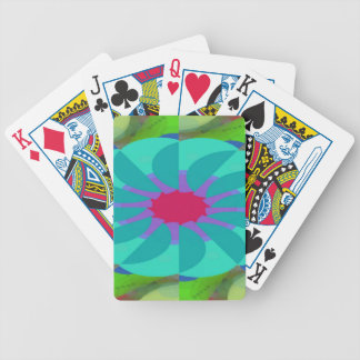 Flavored Philanthropy Pattern Bicycle Playing Cards