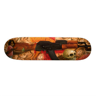 Flavors Of freedom Skateboard