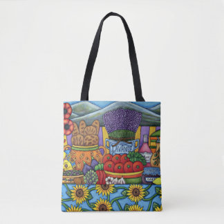 Flavours of Provence Bag By Lisa Lorenz