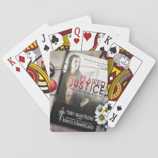 Flawed Justice Playing Cards