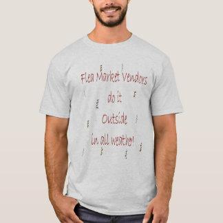 Flea Market Vendors T-Shirt