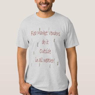 Flea Market Vendors Tees