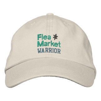 FLEA MARKET WARRIOR cap