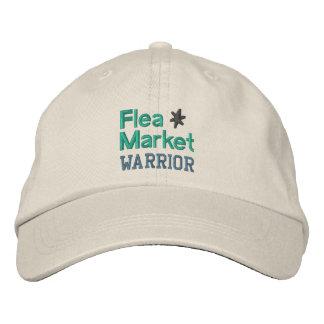 FLEA MARKET WARRIOR cap Embroidered Hat