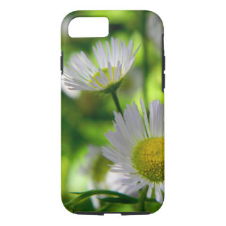 fleabane daisy design iPhone 8/7 case