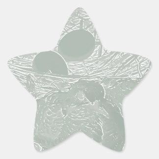 FLEDGLING STAR STICKER