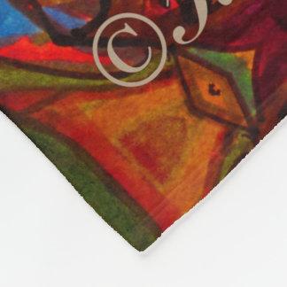 Fleece Blanket:  Warmth
