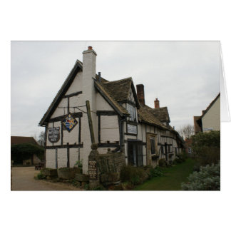 Fleece Inn Card