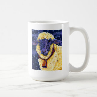Fleece On Earth - Starry Night Sheep Coffee Mug