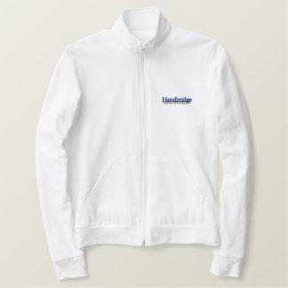 Fleece..suck it SAC Embroidered Jacket