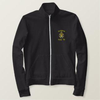 Fleece Zip Jacket Customize it for your lodge.