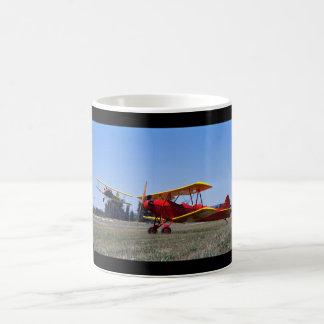 Fleet, biplanes, 1932, Sonoma_Classic Aviation Coffee Mug