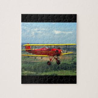 Fleet, Model 2, 1929,_Classic Aviation Jigsaw Puzzle