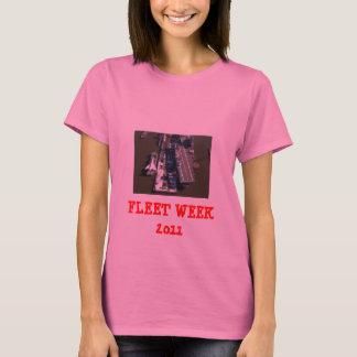 FLEET WEEK 2011 T-Shirt