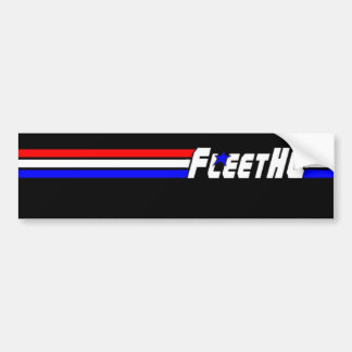 FLEETHQ BUMPER STICKER