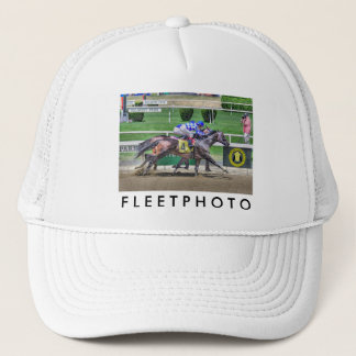 Fleetphoto Finish Trucker Hat