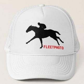 Fleetphoto Logo Cap Trucker Hat