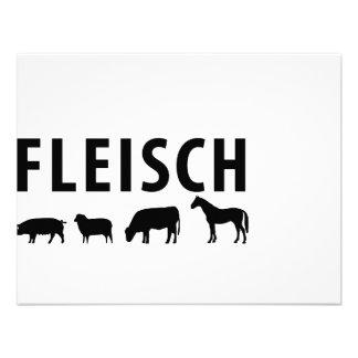 Fleisch icon announcement