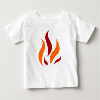 Fleming talk orange baby T-Shirt