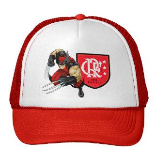 Flemish cap - Rubro-Black Claw Trucker Hat