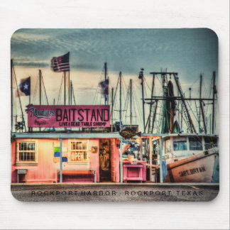 """Flemmings Bait Stand"" Mouse Pad"