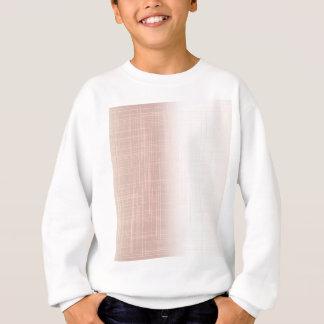 Flesh Pink Grunge Effect Background Sweatshirt