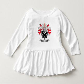 Fletcher Family Crest Coat of Arms Dress