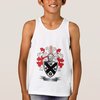 Fletcher Family Crest Coat of Arms Tank Top
