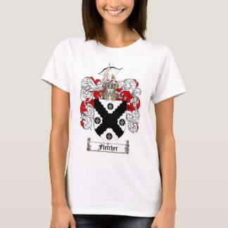 FLETCHER FAMILY CREST -  FLETCHER COAT OF ARMS T-Shirt