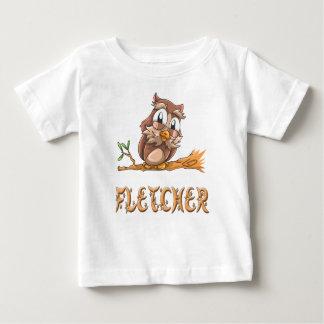 Fletcher Owl Baby T-Shirt
