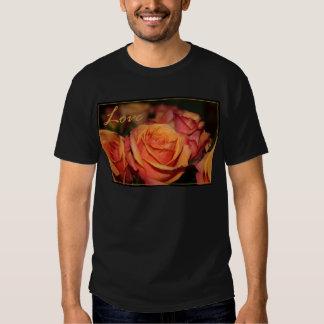 Fleur d'amour tshirt