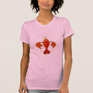 Fleur De Craw Crayfish, Fleur De Lis T-Shirt