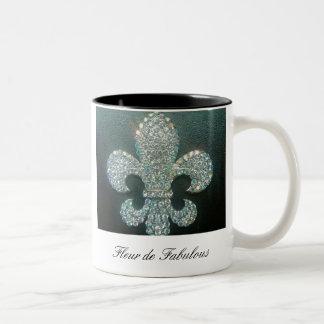 Fleur de Fabulous Mug or Stein