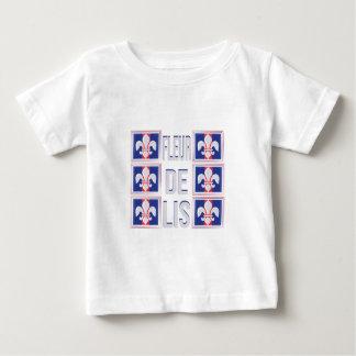 Fleur De Lis Baby T-Shirt