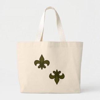 Fleur de Lis Bag Sacs