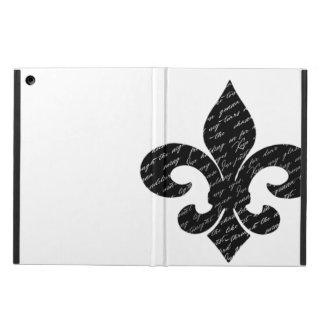 Fleur De Lis Cover For iPad Air