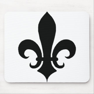 Fleur-de-Lis  Flower of the Lilly Mouse Pad