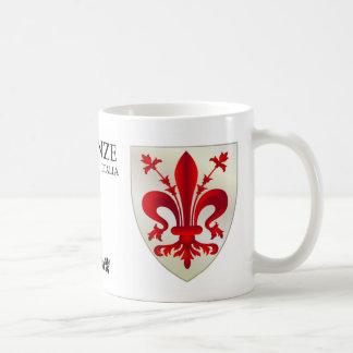 Fleur de lis from Florence, Italy | Coffee Mug