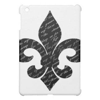 Fleur De Lis iPad Mini Cover