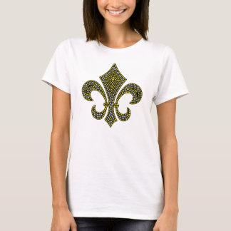Fleur De Lis NOLA Bevel T-Shirt