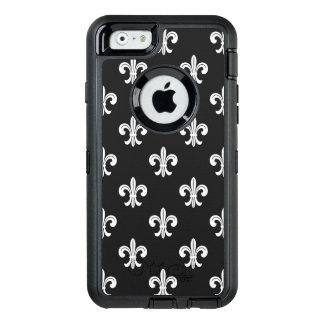Fleur De Lis Pattern OtterBox iPhone 6/6s Case