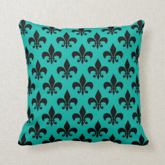 Fleur de Lis - SRF Throw Pillow