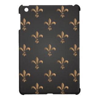 Fleur de lis, vintage,elegant,chic.classy,pattern, cover for the iPad mini