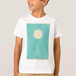 Fleur de lune t-shirt